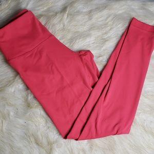 Pink Fit Leggings